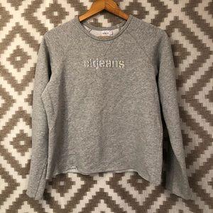 Calvin Klein Vintage Holographic Logo Sweatshirt